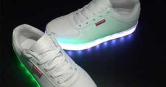 choisir ses chaussures a led